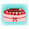 クリスマス~いちごのクリスマスケーキ