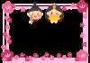 【ひな祭り】雛人形フレーム