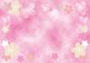 ひな祭り 桃の花フレーム