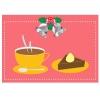 クリスマスベル~コーヒーとケーキ
