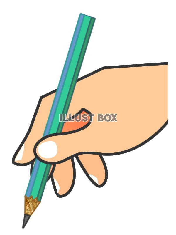 無料イラスト 透過png手の動き手の仕事ペンを持つ書く消す11
