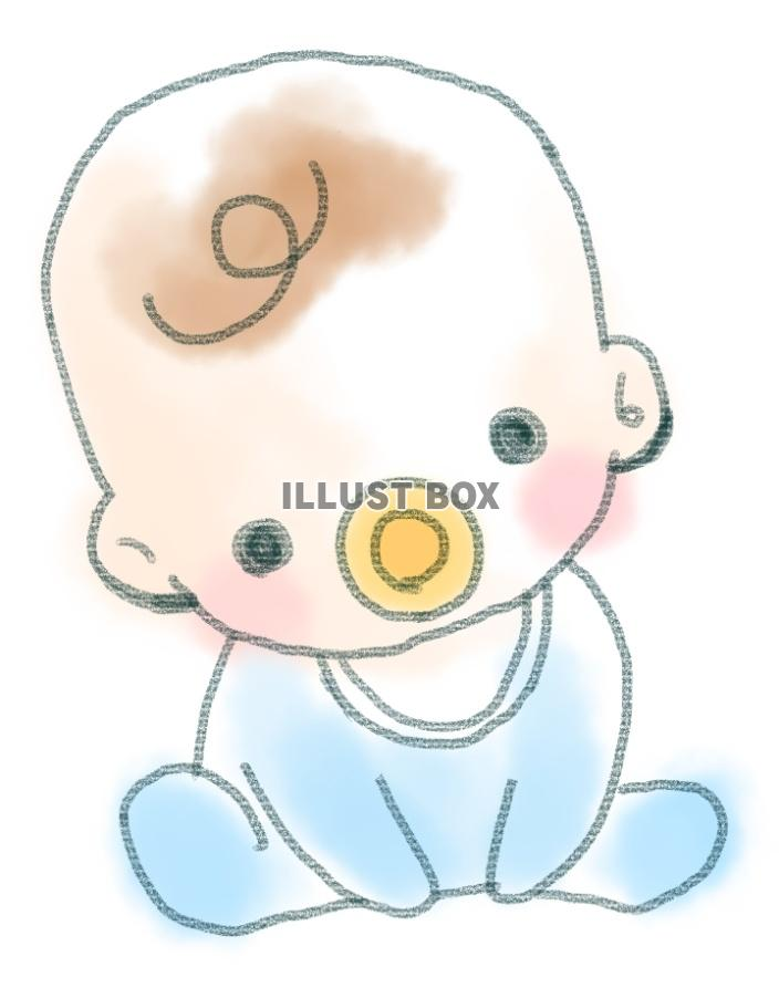 無料イラスト 赤ちゃん