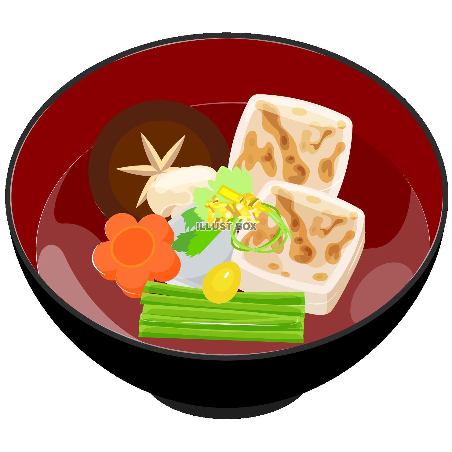 お 雑煮 関東
