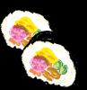 【透過PNG】節分 恵方巻 のり巻き 巻き寿司