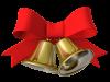 クリスマスベル リボン1