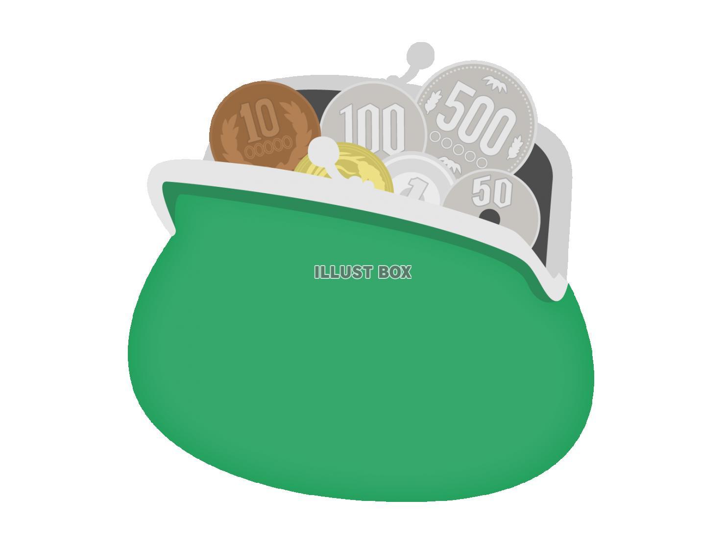 「財布イラスト」の画像検索結果