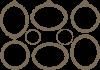 【透過PNG透過png】アンティークフレーム枠飾り枠おしゃれガーリー背景素材セット丸枠円かわいい可愛いかっこいい高級感上品お洒落