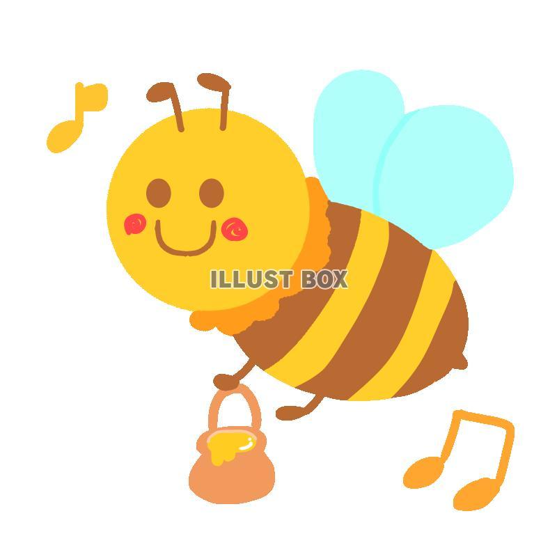 イラスト 蜂蜜