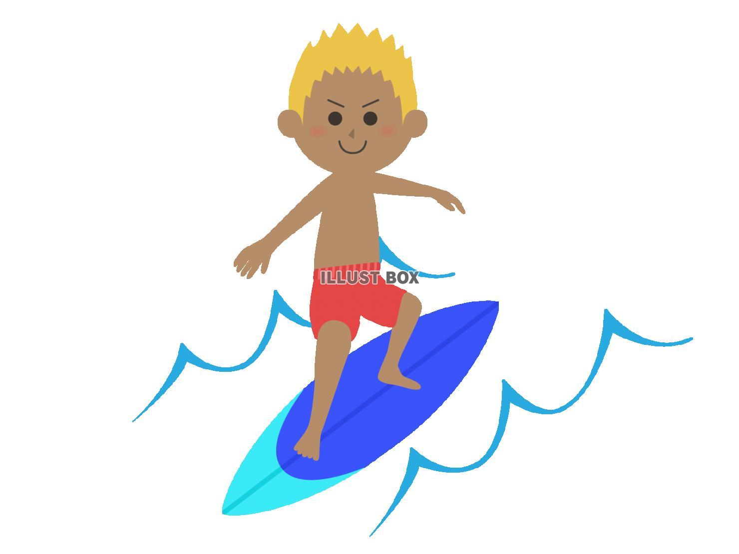 サーフィンの画像 p1_22