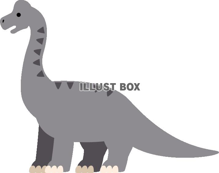ブラキオサウルス ジュラ紀の巨人ブラキオサウルス!その生態と水中活動説の真実