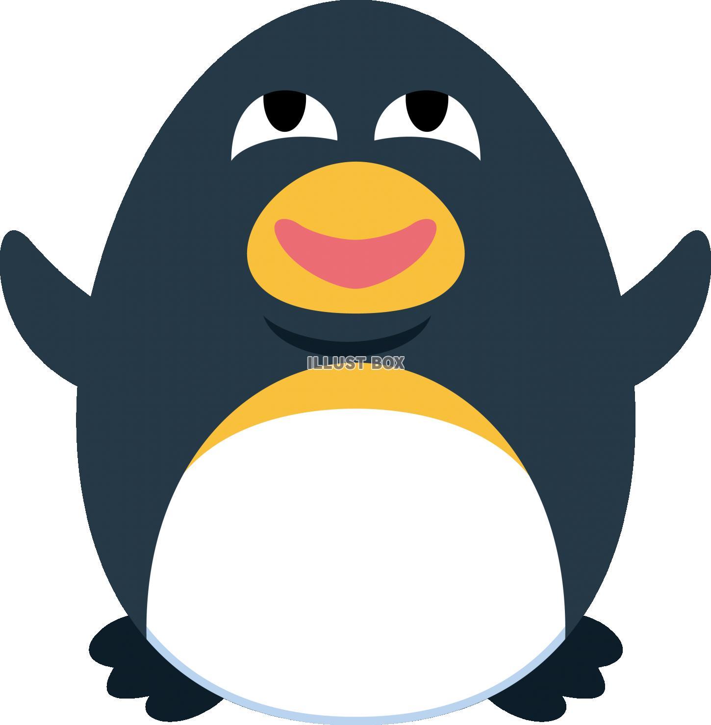無料イラスト ペンギン