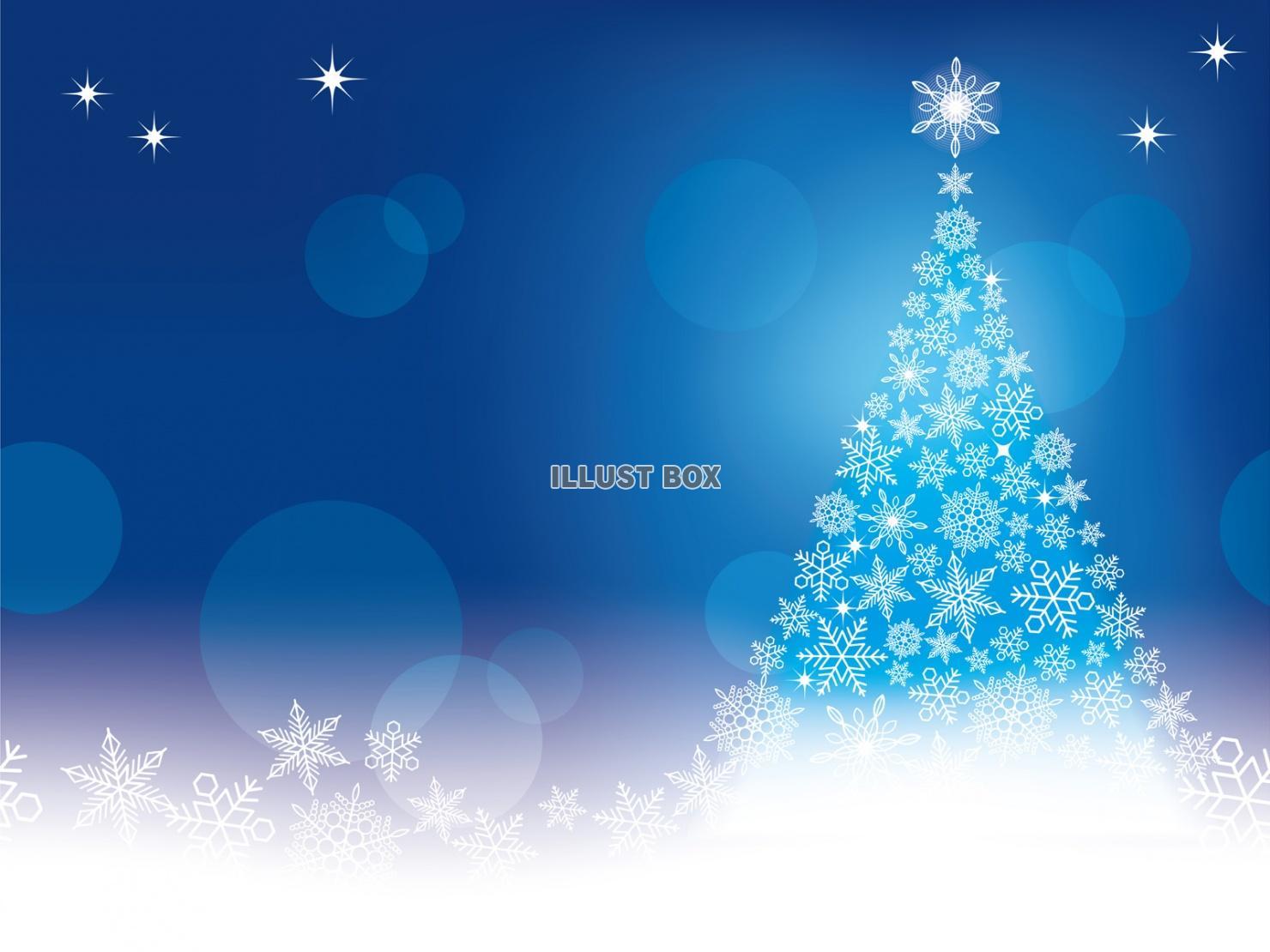 無料イラスト シームレスなクリスマスの背景