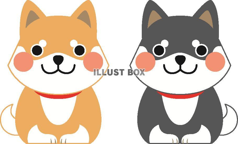 フレンチブルドック犬のイラスト 無料イラストフリー素材