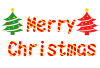 MerryChristmasフォント 透過png