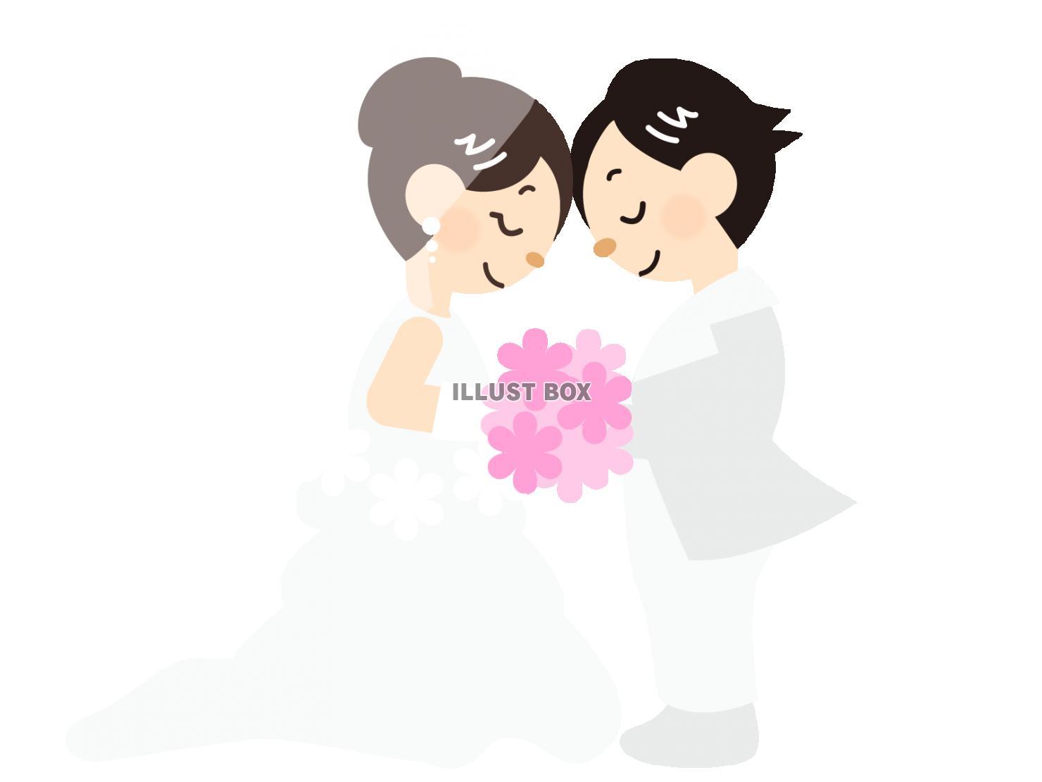 無料イラスト 結婚式