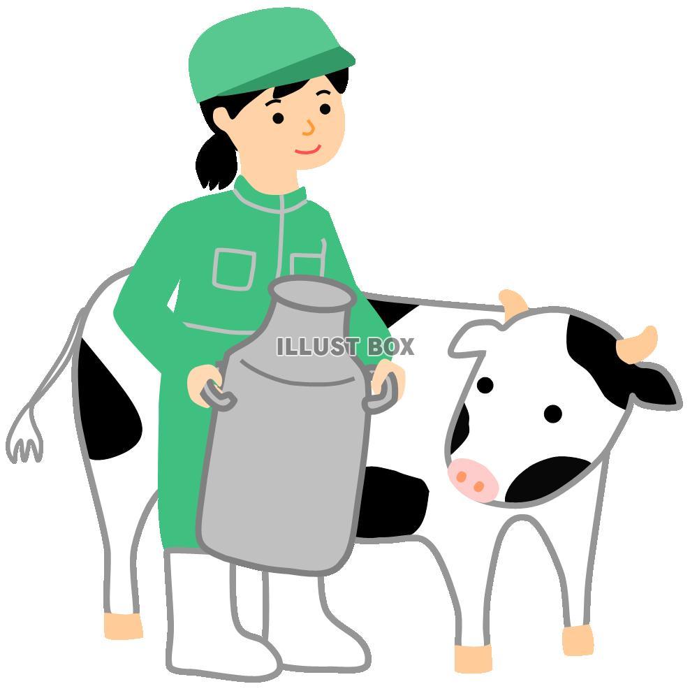 酪農 家 と は