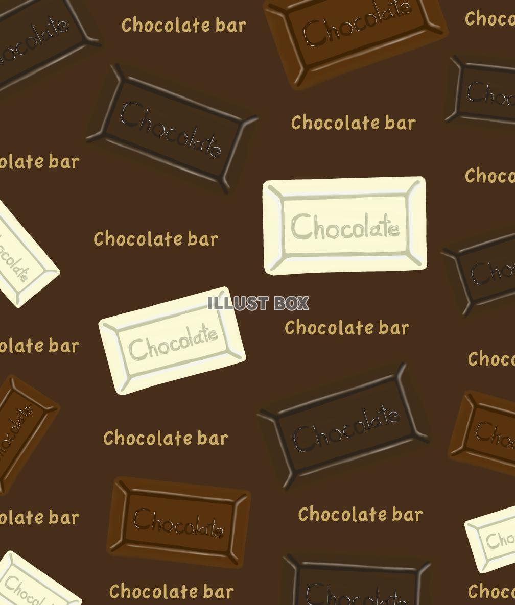 無料イラスト 板チョコの壁紙 茶色 Png