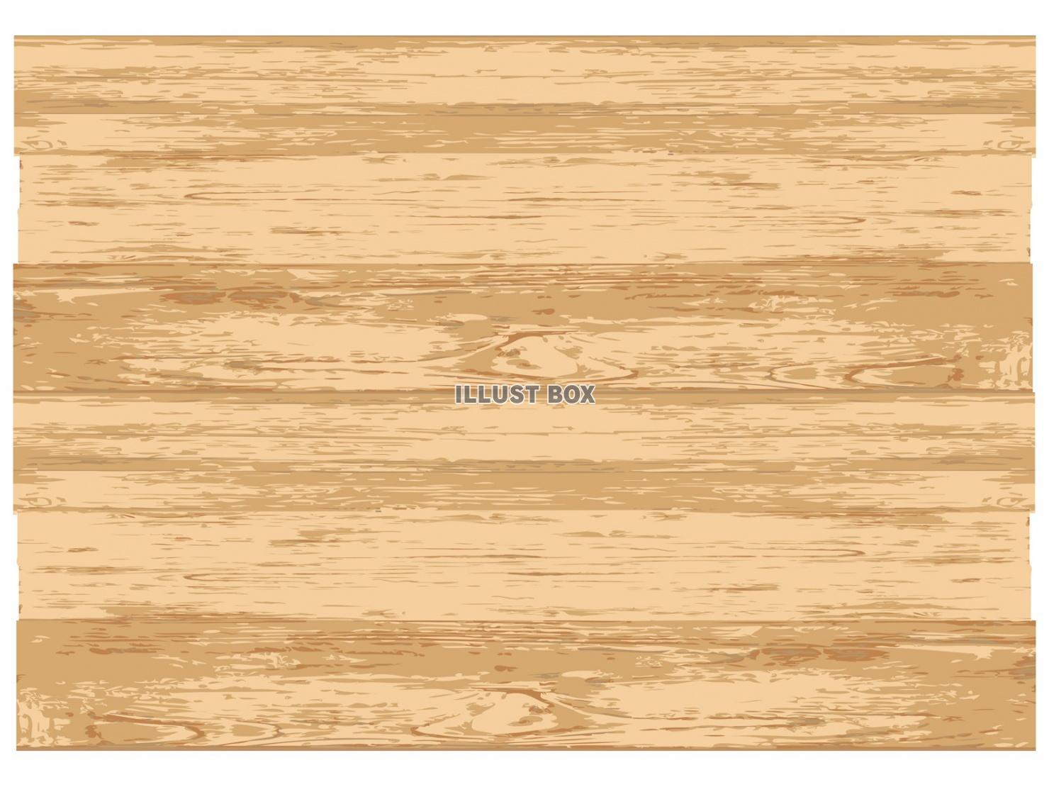 無料イラスト おしゃれフレーム枠木背景壁紙木目看板板ナチュラル