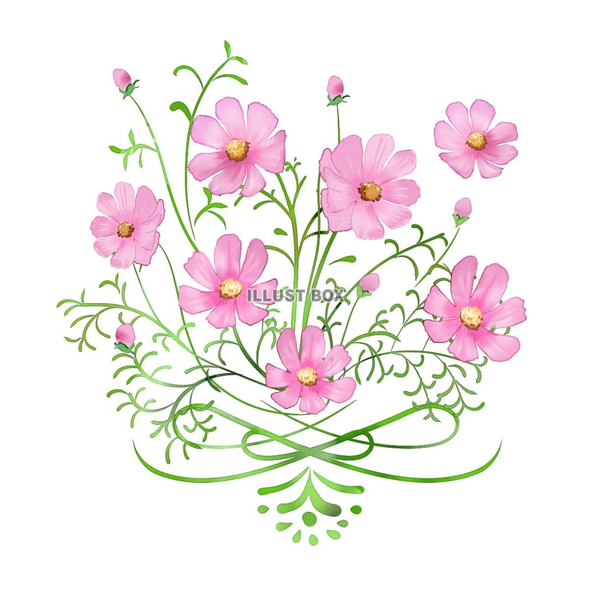 花 イラスト 画像