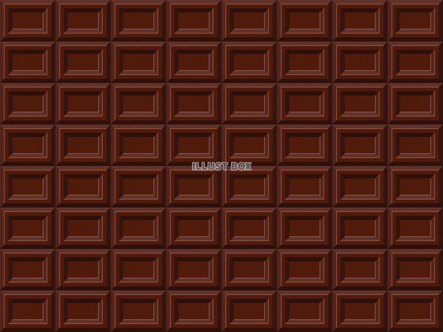 無料イラスト 板チョコの壁紙