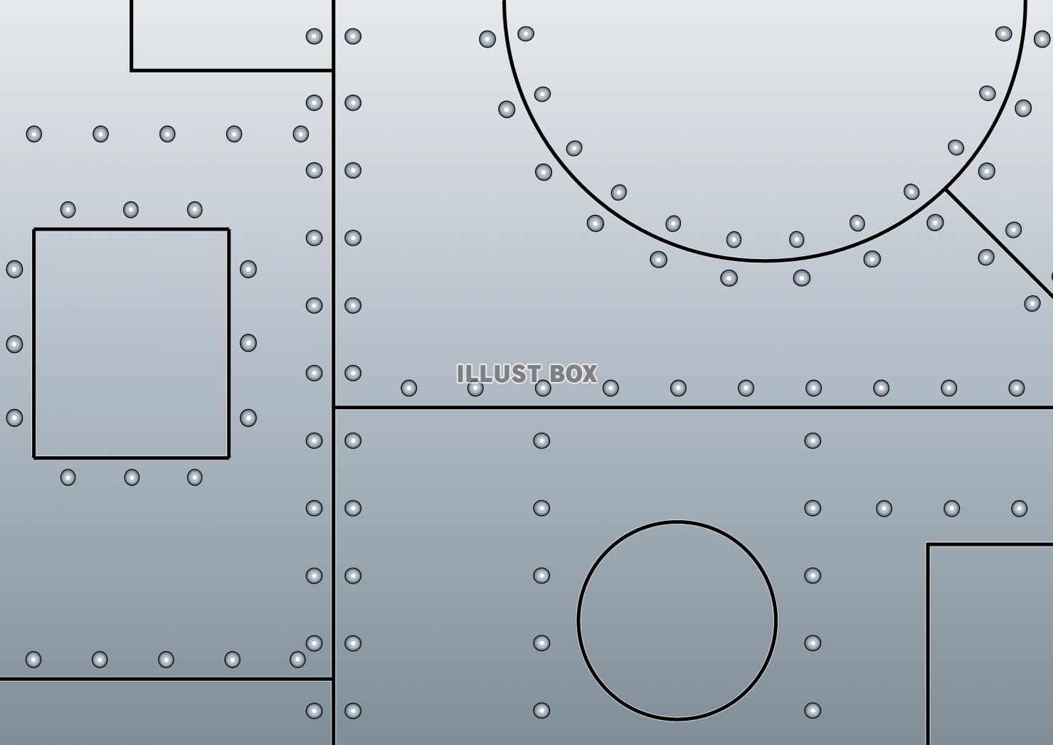 無料イラスト リベット イラストレーター用ブラシ 壁紙
