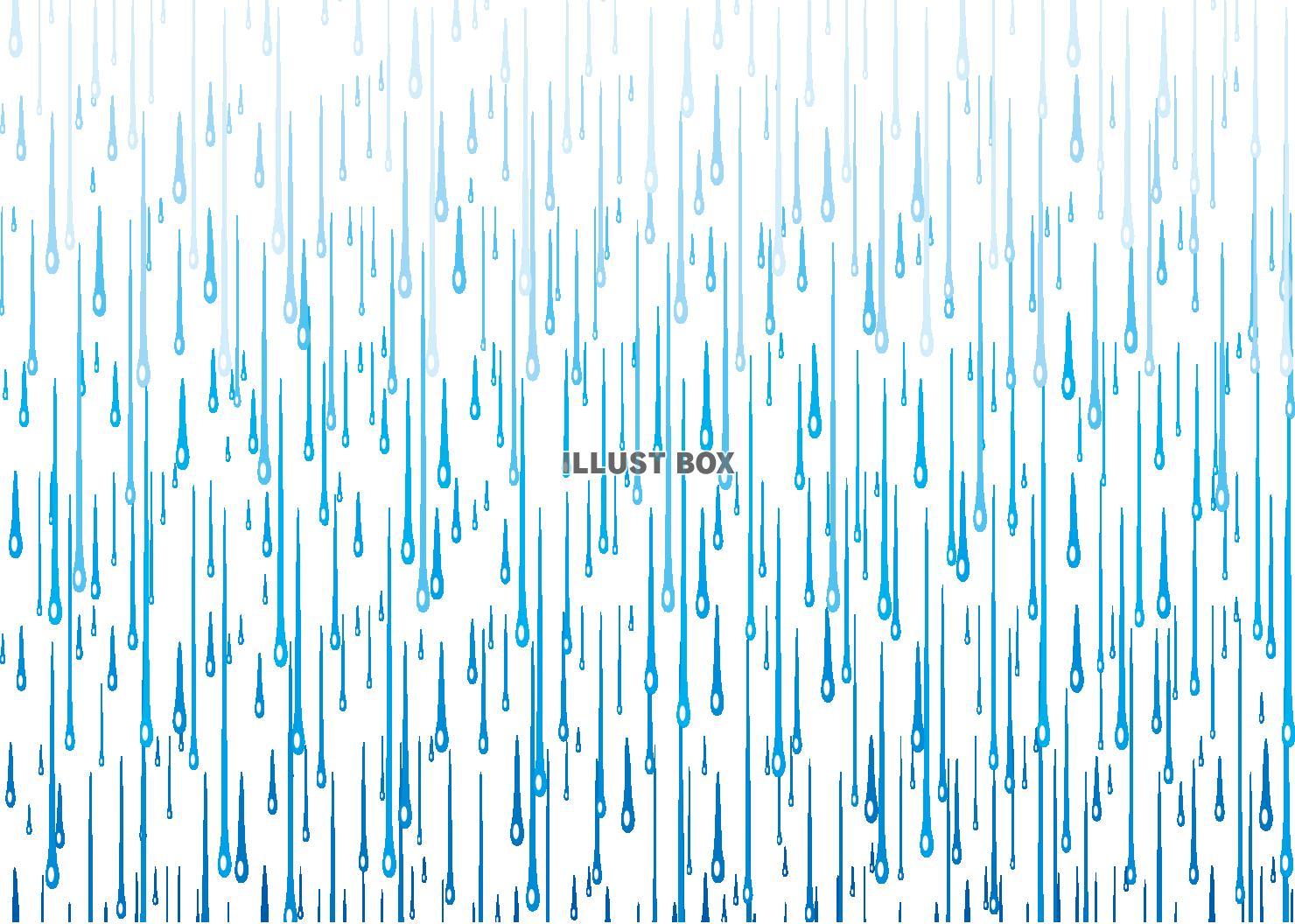 無料イラスト 雨のイメージ 梅雨 壁紙