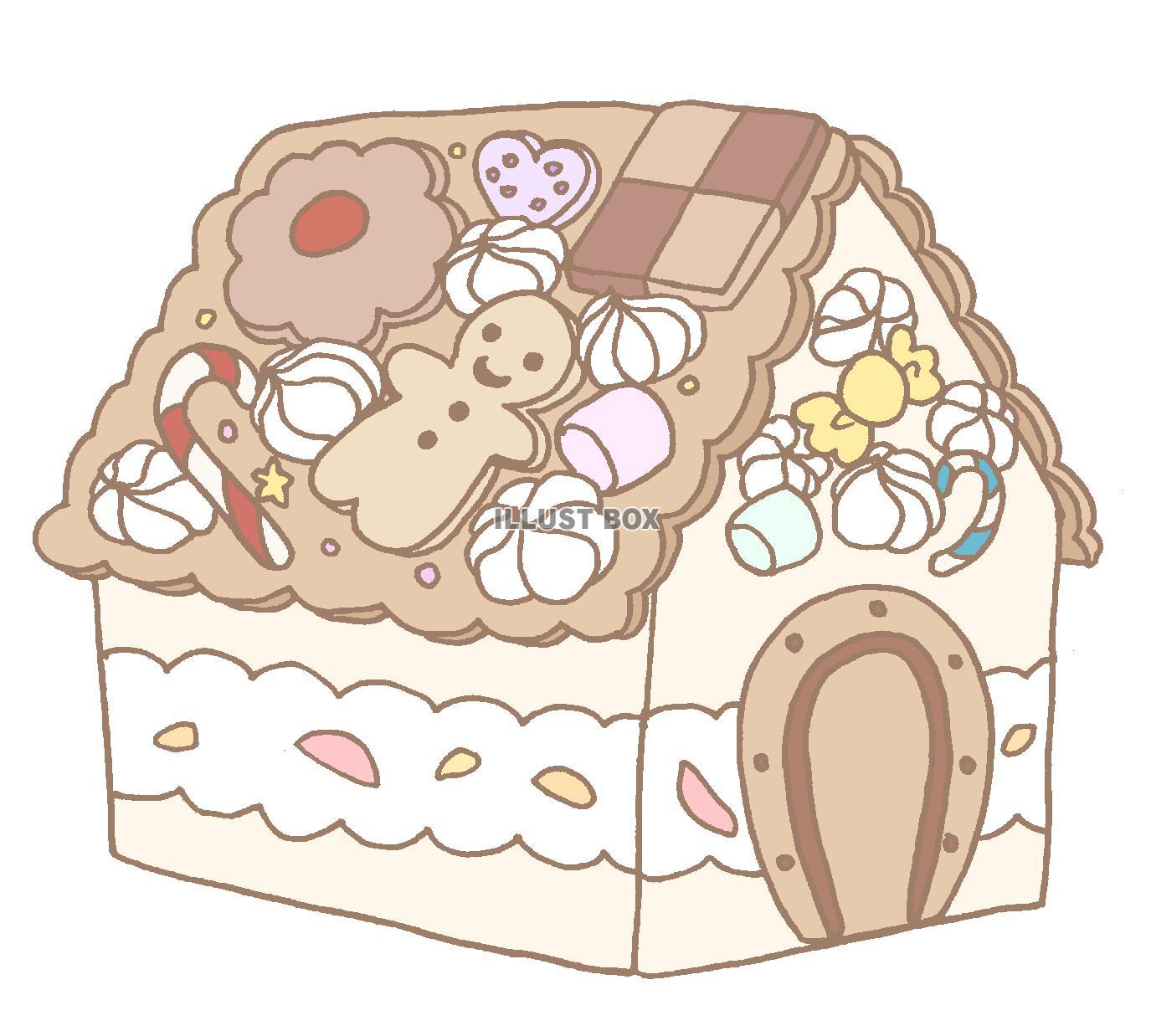 お菓子 イラスト無料