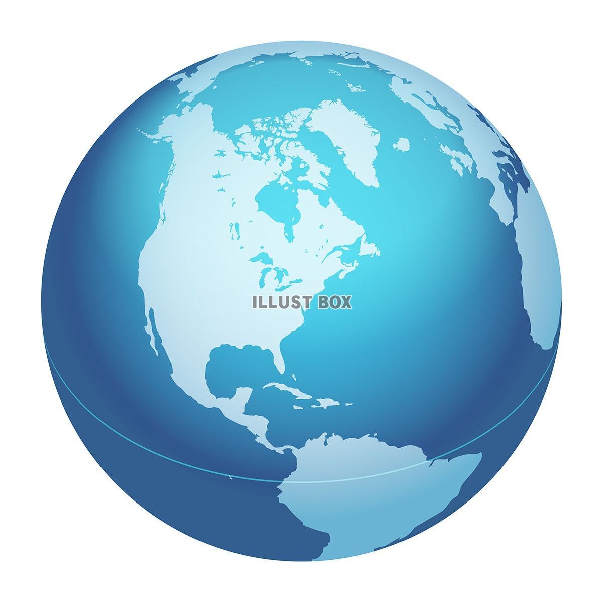 大陸 地図 アメリカ 北 アメリカ大陸(北アメリカ・南アメリカ)の歴史や特徴などの豆知識